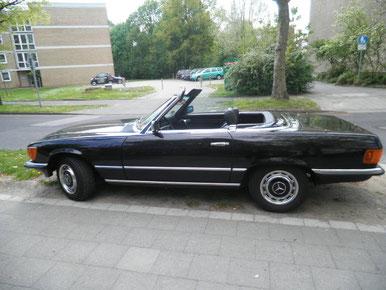 280 SL W 107