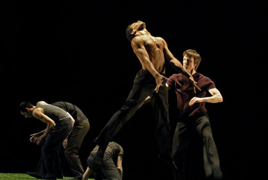 The Green, Dancers: Joaquim Santana, Rein Putkamer,  2006.