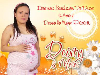 Fotomontaje Para Embarazadas  Dise  O  A VEF 10 En PrecioLandia