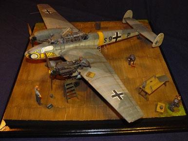 Bf.110 C7 - 1/32 Dragon