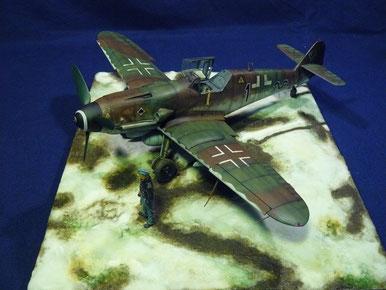 Bf.109 K4 - 1/32 Revell