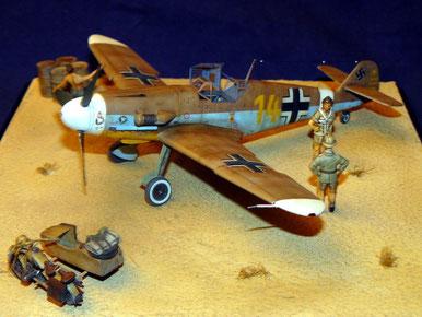 Bf.109 F4 - 1/48 Hasegawa