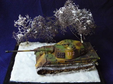 Tigre II 1/72 Revell