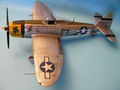 P-47D-30 - 1/32 Hasegawa