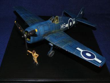 F6F Hellcat - 1/48 Eduard