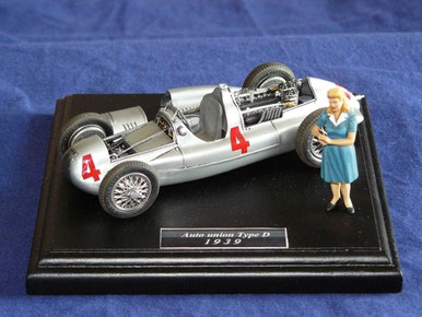 Auto union 1939 1/32 Matchbox