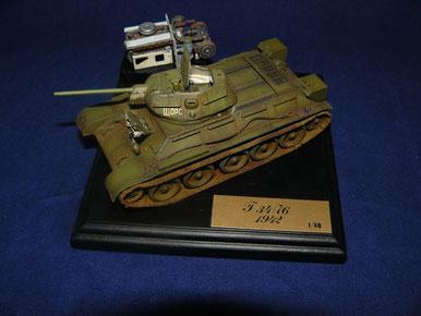 T34 Model 1942 Hobby boss