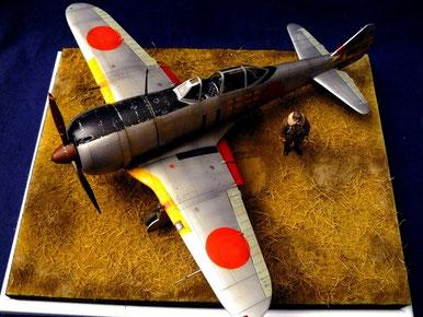 KI-44 TOJO - 1/32 Hasegawa