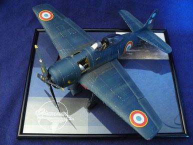 F8F Bearcat - 1/32 Trumpeter