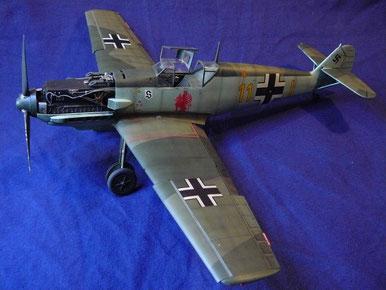 Bf.109 E1 - 1/32 trumpeter