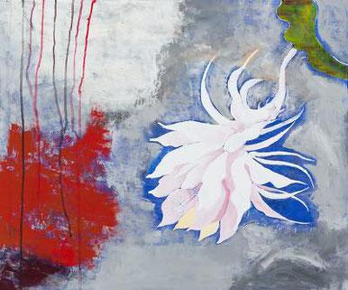 2013年作品「花を喰う人」