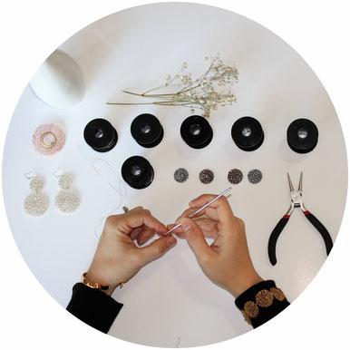 capiba bijoux créateur crochet fait-main