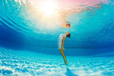 Geniesse ein Ganzkörpertraining: Aquafitness / Aquajogging / Aquapower/ abwechslungsreiche Gruppenkurse  in Sursee / Oberkirch / Nottwil / Willisau