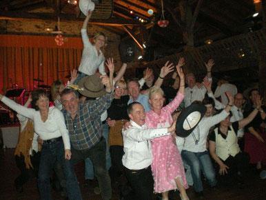 Final soirée au Poucton en 02 2009
