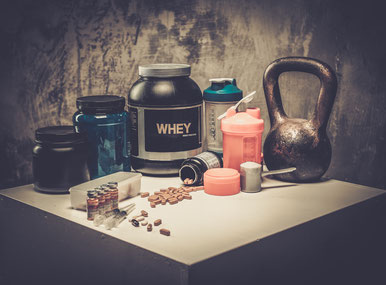 supplements building muscle strength