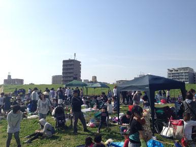 淀川西中島地区