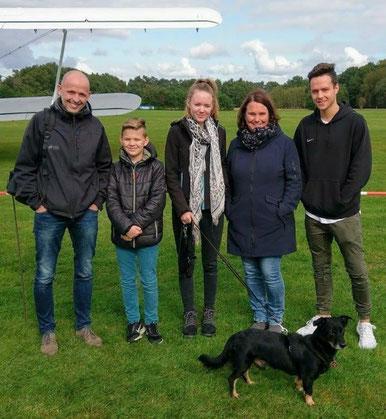 Max fand eine liebe Familie in Rheine.