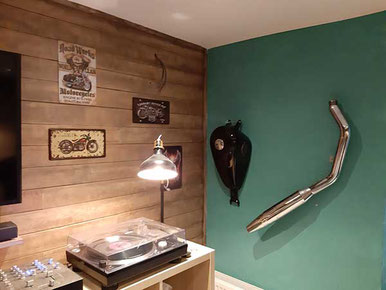 Custome Culture Shop Belgium espace vinyles