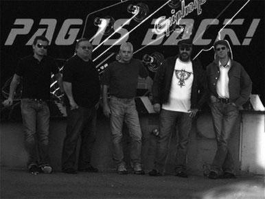 Rockband PAGisback