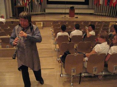 青少年国際平和未来会議ヒロシマ2007 その3