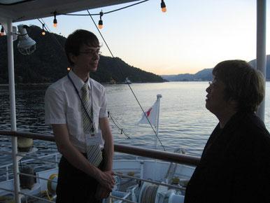 青少年国際平和未来会議ヒロシマ2007 その2