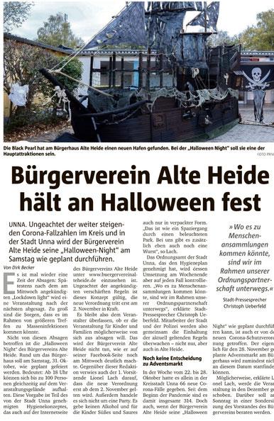 Hellweger Anzeiger 03.10.2020