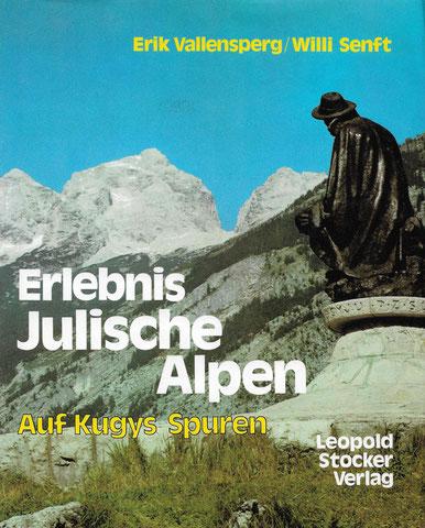 Julische Alpen, Mangart, Triglav, Montasch, Luschari, Kugy