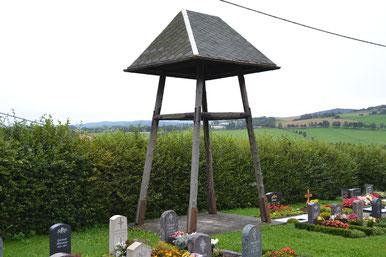 Bild: Glockenturm Wünschendorf Erzgebirge Teichler