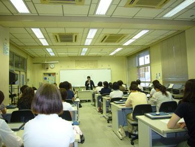 福島市第一中学校中学校PTA保護講演会
