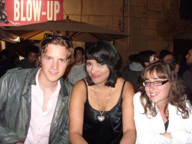 Dominik, Eileen, Lucie