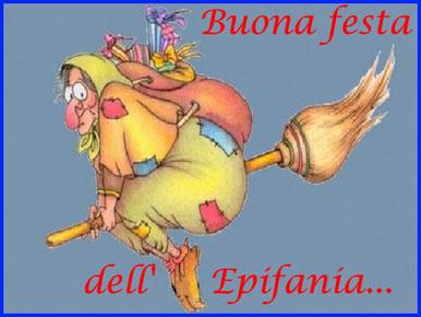 Buona Epifania a tutti , augurio, 6 gennaio