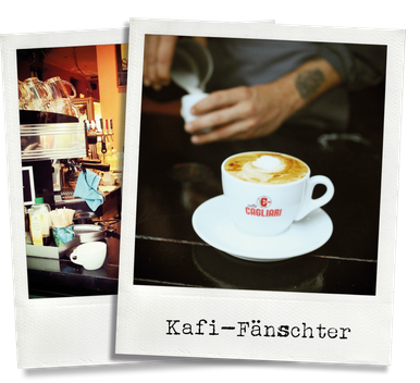 Kafi-Fänschter / Coffee to go: BEST COFFEE IN TOWN