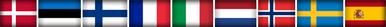 Sprachen Flaggen