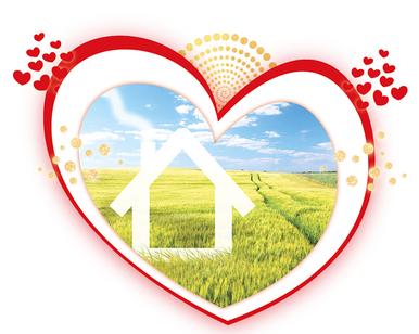 Energetische Reinigung, energetische Hausreinigung, Kraftort, Kraftplatz