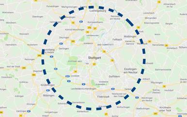 Autoverwertung Stuttgart Abholung