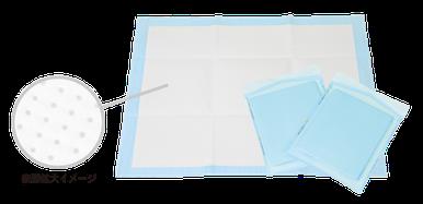 サイトセーフシート表面拡大イメージ