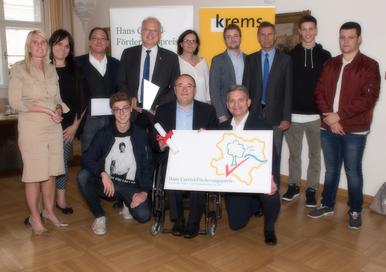Projekt 'Green City': Hans-Czettel-Förderungspreis für Stadt Krems