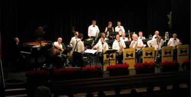 Original Salzburg Swing Orchestra (Lokwelt Freilassing)