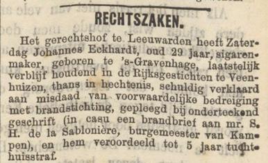 De Tijd : godsdienstig-staatkundig dagblad 25-10-1882