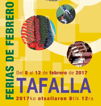 Ferias de febrero de Tafalla