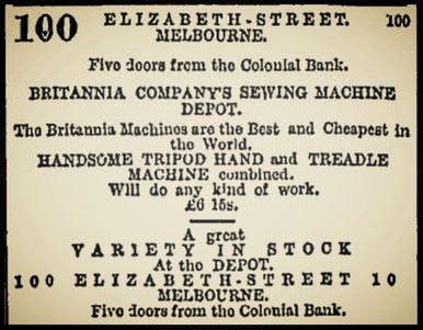 1873 advertisement