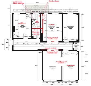 Grundriss-Raumaustatter-Innenarchitekt-Bauantrag-Interiordesign-Möblierung-Einrichtung-Gr