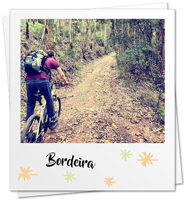 ciclismo da Costa Vicentina Bordeira natureza E-Bike