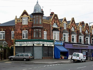 Gravelley Lane shops