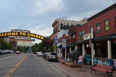 Golden,Colorado