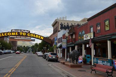 Golden,Colorado