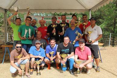 Les Champions de l'Open de Brive 2016