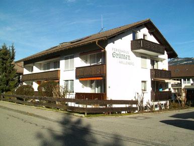 Ferienhaus Grünten - Fewo Bergblick Holl
