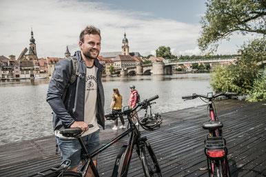 Unsere Experten in Oberhausen helfen Ihnen gern dabei, mehr über die Technik von Trekking e-Bikes zu erfahren.