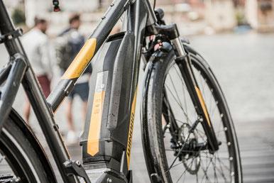 Unsere Experten in Ahrensburg helfen Ihnen gern dabei, mehr über die Technik von Trekking e-Bikes zu erfahren.